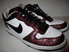 NIKE Dunk Low Skate Shoes Women's sz 10 Sneakers 386357-161