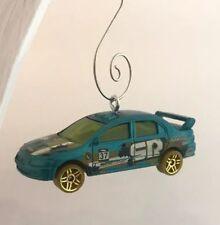 Hot Wheels Diecast Car Ornament - Mitsubishi Evo SR