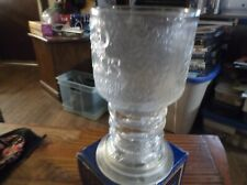 Lord Of The Rings Glass Goblet Strider The Ranger (2 Ag 13 (1.5V) req. not Incl