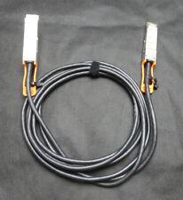 Cisco 37-1317-02 QSFP-H40G-CU3M Direct Attach Cable 40Gb Passive Copper - Used