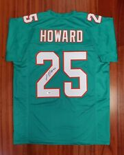 Xavien Howard Signed Autographed Jersey Miami Dolphins PSA DNA