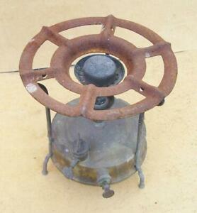 BUFLAM  No 2  BRASS CAMPING STOVE  NOT PRIMUS
