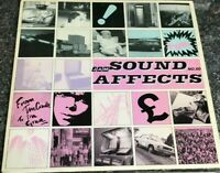 THE JAM - SOUND AFFECTS VINYL ALBUM LP RECORD 33rpm 1st PRESS 1980 EX/EX French