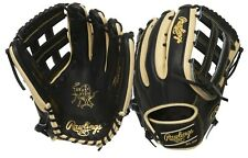 "Rawlings Heart of the Hide 12.75"" Baseball Outfielder's Glove PROR3319-6BC"