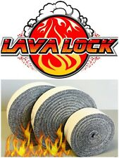 Professional Grade Lavalock® Big Green Egg Nomex Gasket High Temp Self Adhesive