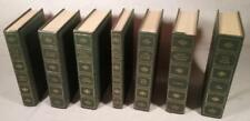 7 VTG VOLUMES FIRST EDITION OF THE PROGRAMMED CLASSICS FAMOUS LITERATURE
