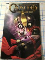 Canto & the Clockwork Fairies One Shot 2020 Cover A IDW Sold Out - Gemini Mailer