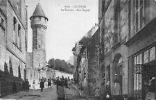 Quimper - La tourbie - rue Royale