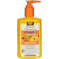 Avalon Organics Vitamin C Renewal Refreshing Cleansing GEL 251ml