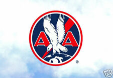 "American Airlines 1934 Logo Fridge Magnet 3.25""x2.25"" Collectibles (LM14079)"
