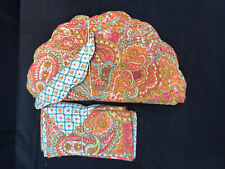 Set of 6 Reversible Place Mats & Napkins Never Used