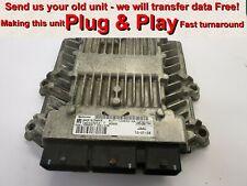 Ford Focus 1.8 ECU 5WS40305A- T / 6U71-12A650-HA / J38AC *Plug&Play* (Free Progr