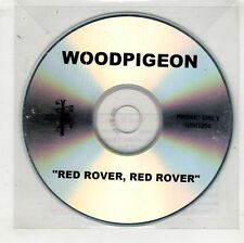 (HA576) Woodpigeon, Red Rover, Red Rover - DJ CD