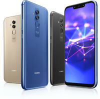 "Brand New Huawei Mate 20 Lite 64GB Dual Sim Unlocked 6.3""inch Android Smartphone"