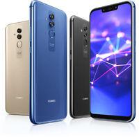 "Brand New Huawei Mate 20 Lite 64GB Dual Sim Unlocked 6.3""inch Android Smartphone"