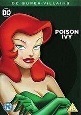 Dc Super-Villains Poison Ivy [DVD] [2016]