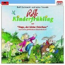 "ROLF ZUCKOWSKI ""ROLFS KINDERFRÜHLING"" CD NEU"