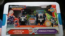 transformers energon Optimus Prime vs Megatron 2 pack Toys R Us exclusive