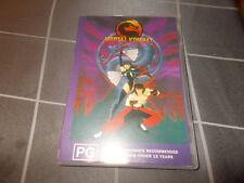 MORTAL KOMBAT Volume 1 animated -  DVD region 4 (Aust)