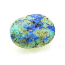 AZURITE Chrysocolla (gold-solder) Ténorite. 1.96 cts. Madagascar