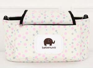 Baby Stroller Organizer Storage Buggy Pram Pushchair Mummy Bag Bottle Holder