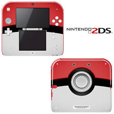 Vinyl Skin Decal Cover for Nintendo 2DS - Pokemon Pokeball