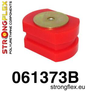 StrongfIex Polyurethane MOTOR MOUNT INSERT Bushing for Fiat Cincuecento 1.1 Road