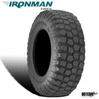 1 X New Ironman All Country M/T 37X12.5X17 124Q Mud-Terrain Performance Tire