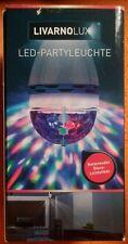 LED Partyleuchte Discokugel bunte Disco Glühbirne Leuchte Lampe Glühlampe  E27