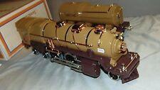 LIONEL STANDARD 11-1034-1 400E TWO TONE BROWN ENGINE IN ORIGINAL BOX