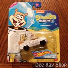 Sandy Cheeks - SpongeBob SquarePants Character Cars - Hot Wheels (2020)