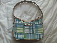 CARIBBEAN JOE ~ Cute Patchwork Small Shoulder Hand Bag  EX CONDITION NWOT