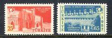 30897) TURKEY 1957 MNH** World Medical Ass. 2v.