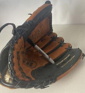 "Wilson A2581 Baseball Softball Glove Mitt 13""Inch RHT Adjustable Strap Leather"