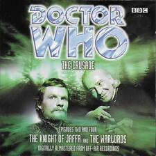 Doctor Who - THE CRUSADE Episodes 2 and 4 - CD Audio Book