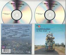 World Routes: On The Road 2011 UK 30-track promo test 3-CD Toumani Diabate