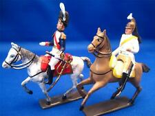 CBG Mignot Vintage #307 & 307A French Napoleonic Marechal Davout & his ADC