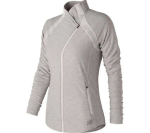 New Balance Women Anticipate Jacket (S) SAH WJ81115