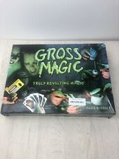 GROSS MAGIC SET Ages 8+to Adult TRULY REVOLTING MAGIC Boxed - Great funny gift
