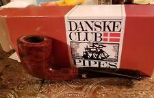 Beautiful Smooth Briar Stanwell Danske Club 140 Pipe