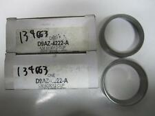 Ford OEM Differential Axle Taper Bearing Cup (2) D9AZ-4222-A