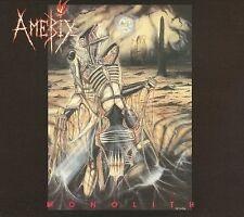 Monolith by Amebix (CD, Jun-2001, Heavy Metal Records (USA))