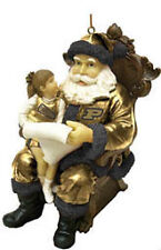 Purdue University Wishlist Santa Limited Ornament NEW In Box MEMORY COMPany