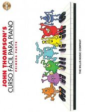John Thompson's Curso Facil Para Piano John Thompson's Easiest Piano C 000416815