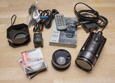 Canon Vixia HF S100 HD Camcorder w/ Accessories