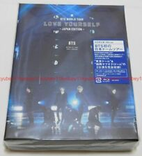 BTS WORLD TOUR LOVE YOURSELF JAPAN EDITION Limited Edition 3 Blu-ray Photobook