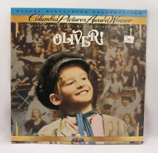 """OLIVER! - LASER DISC - ACADEMY AWARD BEST PICTURE 1968 - RATED """"G"""" - COLOR - NEW"""