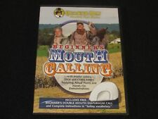 BEGINNERS MOUTH CALLING-DVD-WITH BRAND NEW DIAPHRAGM-FREE SHIPPING IN CANADA
