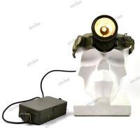 Vintage Swedish sweden military army Head lamp Head torch flashlight
