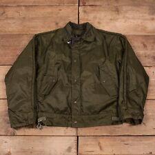 "Mens Vintage US Navy A1 1968 Extreme Cold Weather Jacket Coat Medium 38"" R12532"